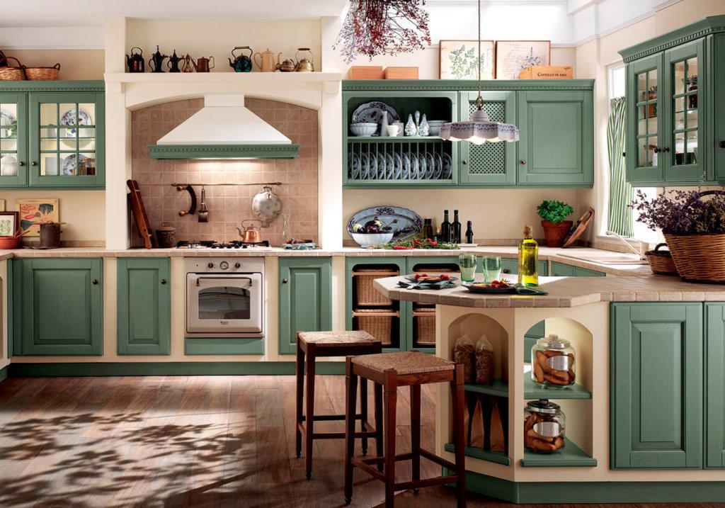 Кухня Baltimora