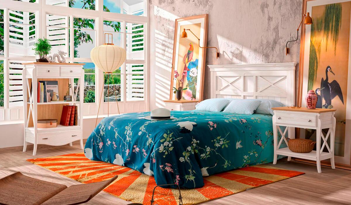 Кровать Mediterraneo