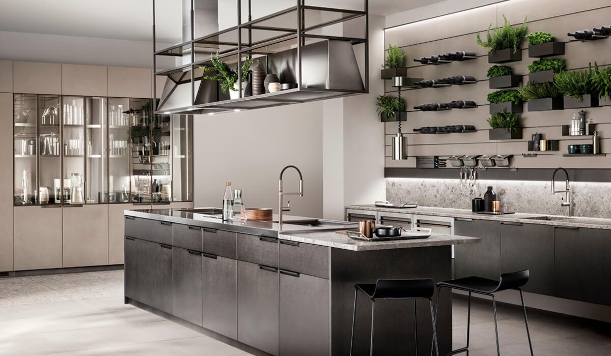 Кухня MIA от Carlo Cracco